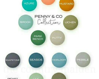 Fusion Penney & Co Collection - Tester 37ml - Same Day Shipping - All Colors Available