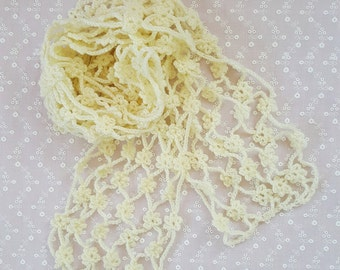 Scarf Hand Knit