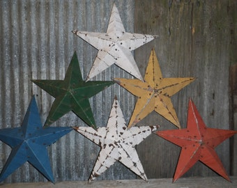 "Original Amish Barn Stars 12"" Price Includes UK Shipping"
