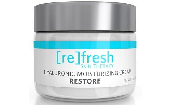 Restore Hyaluronic Moisturizing Cream with Squalane, Post Skin Peel Hydrator