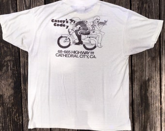 THIN Vintage Graphic Tee, 1980's, Size XL