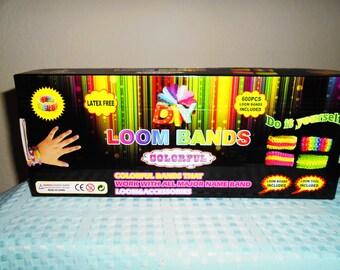 fun loom bracelet making kit instructions