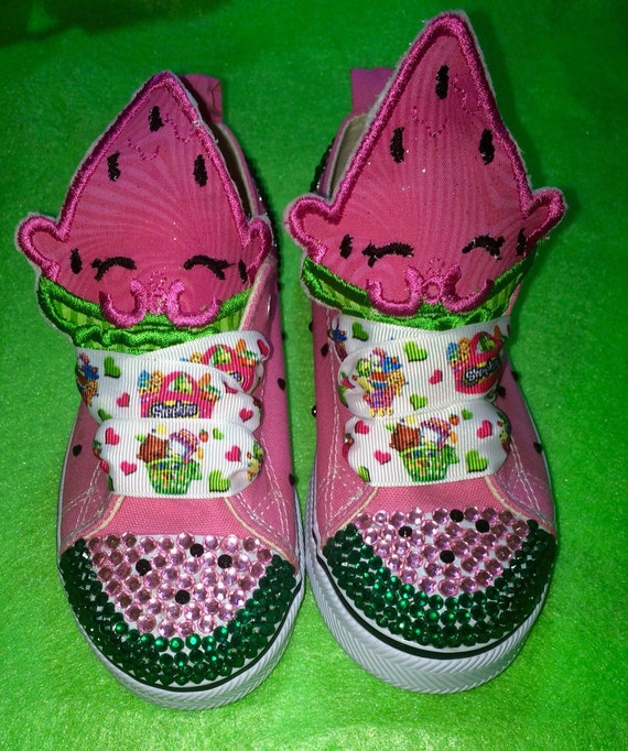 Shopkins Tennis Shoes