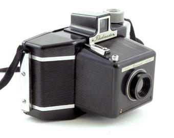 Coronet Flashmaster 1950's Bakelite film camera