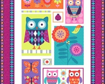 Wings and things Fabric Panel