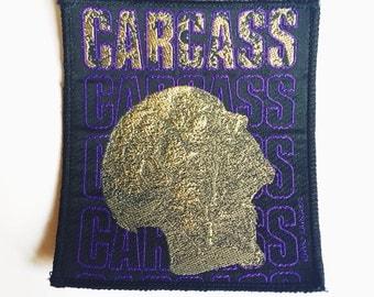 Carcass vintage patch