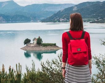 Women's backpack | notebook rucksack | Gift for girl