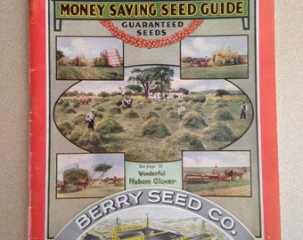 Berry's Seed Co. 1930 Catalog