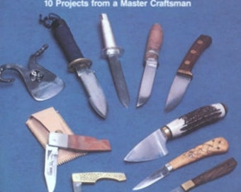 Custom Knife Making (Book)