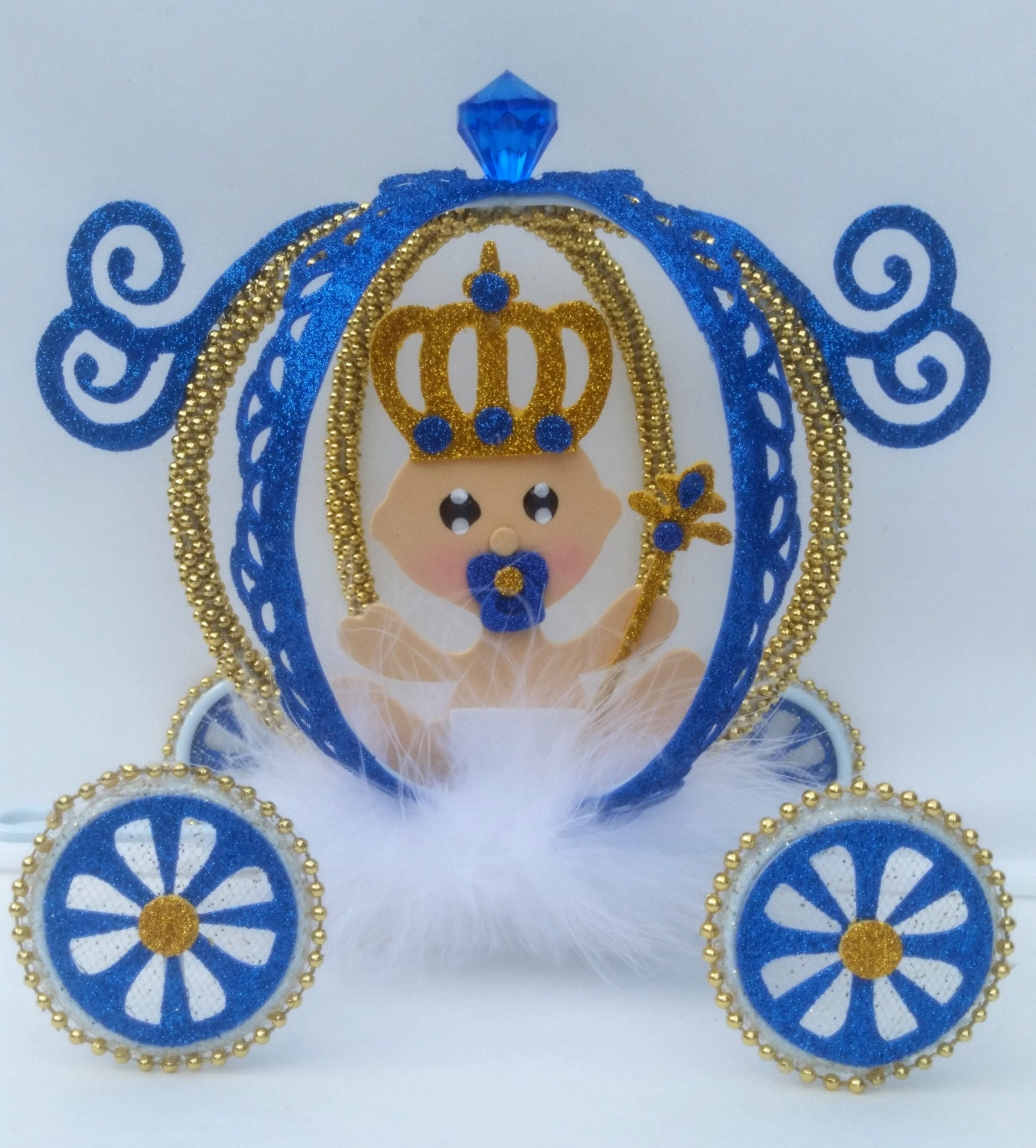 Royal Prince Baby Carriage Royal Baby Theme Baby Shower