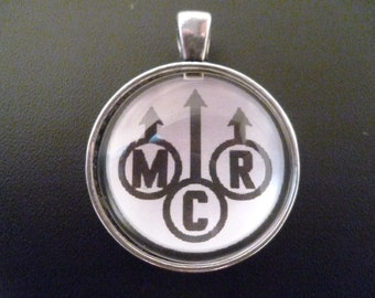 My Chemical Romance necklace