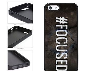 Hashtag Focused Phone Case - iPhone 4 4s 5 5s 5c 6 6s 6 Plus 6s Plus iPod Touch