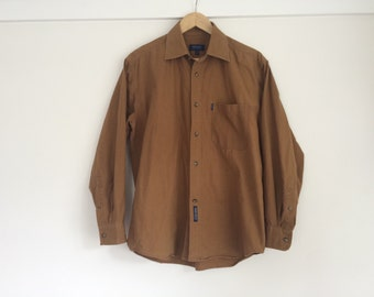 Kenzo Homme Chambray Shirt S