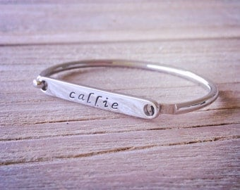 Personalised Children's ID bangle