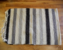 Unique Fabric Rug Related Items Etsy