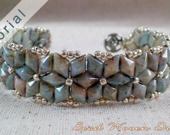 Almas Starburst Bracelet Tutorial