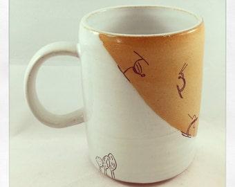 Ski Jump Mug