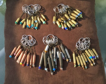 Bullet Shell Key Chains