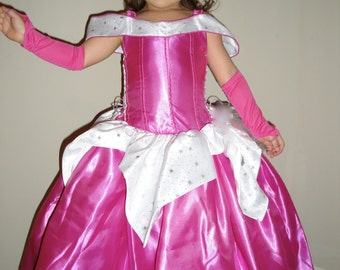 Sleeping  Beauty Dress , Sleeping  Beauty Costume Dress
