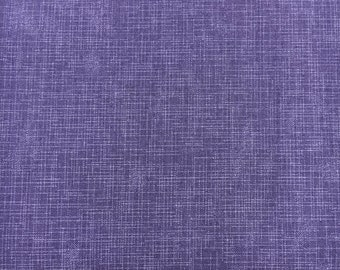 Quilters Linen ETJ Thistle 9864 252 by  Robert Kaufman Half Yard Cuts and Yardage Available