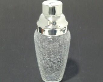 Czechoslovakia Art glass Shaker