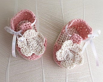 CROCHET PATTERN, crochet baby booties no34,crochet baby sandals, perfect for any occasion