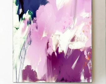 Acrylic abstract, Abstract art, Light Pink, Printable painting, printable wall art, original painting, instant Digital Download, wall art