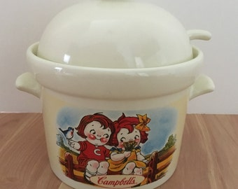 Vintage Campbell's soup Turin