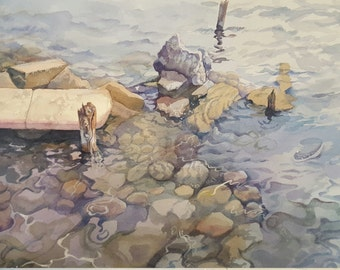 Simcoe waters