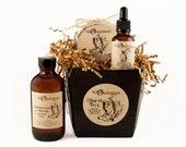Shaving Gift Box, Shaving Christmas, Shave Set, Sandalwood Shave Kit, Gift For Him, Shaving Gift, Traditional Shave Kit, Men's Shave Set