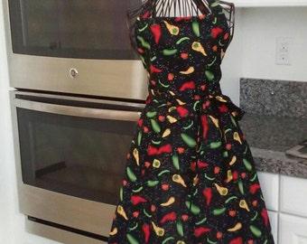 Women's Pepper apron
