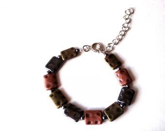 Urban Metal Bracelet