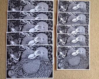 Dodo'd Mojo (Prints)