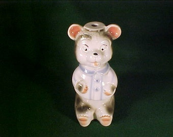 Teddy Bear Lamp Ceramic Design 1959  CL&SCo.