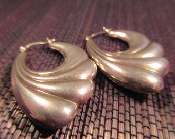 Claassic Sterling Silver Earrings