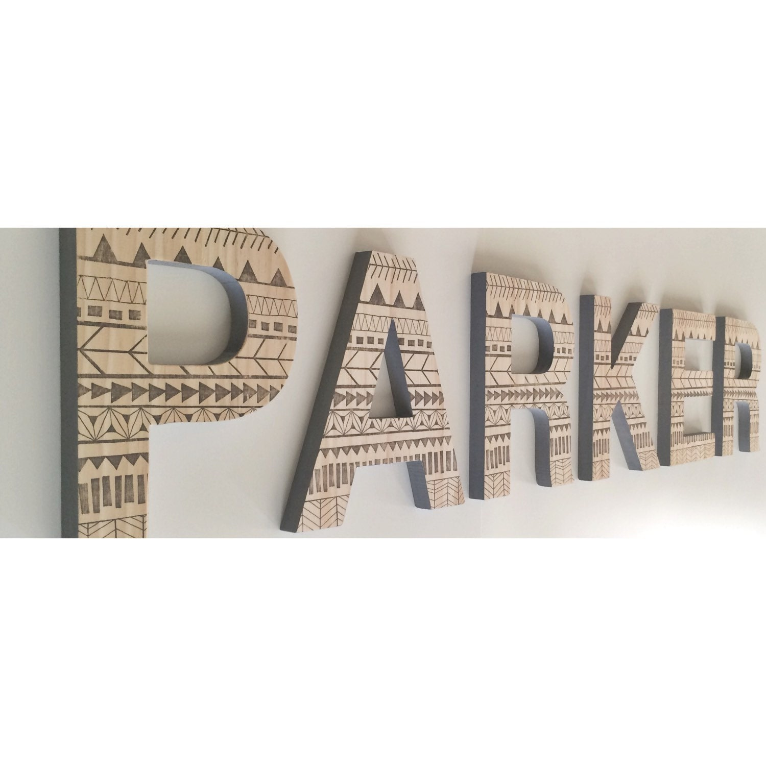 baby name letters wall name wall letters wooden letters With baby letters for wall