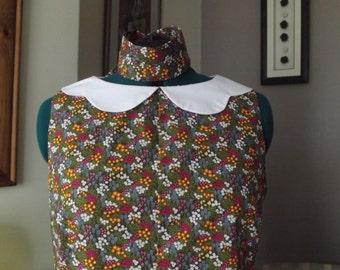 Lovely Handmade Vintage Style Shift Dress UK 20
