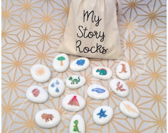 Story Stones - Dinosaur Collection