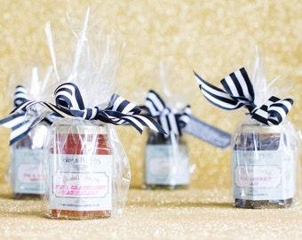 Pink Grapefruit Marmalade 5oz Mini Jar PARTY FAVOUR