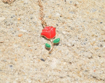 Rosey Necklace