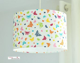 Lampshade butterfly