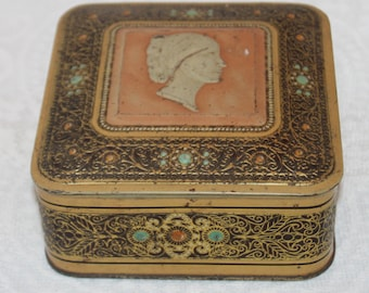 Vintage Kann's Department Store Tin/Container