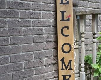 Door Greeter. Welcome. Curb appeal. Home