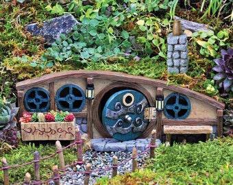 Outdoor Fairy House | Fairy Garden House | Fairy Garden Accessories | Fairy Garden Furniture