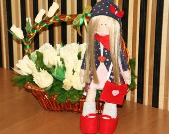 Tilda doll,