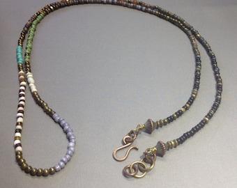Handmade Necklace/Bracelet- Trade Beads