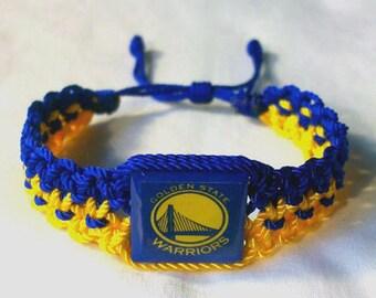 Very nice Golden State Warriors Bracelet