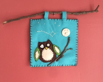 Primitive Wall Hanging