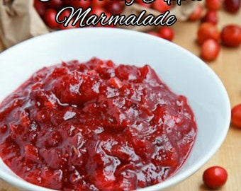 Cranberry Apple Marmalade Candle Fragrance Oil