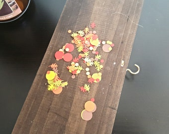 Fall Leaves Confetti